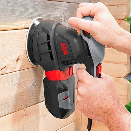lijadora de madera Skil 7455AA
