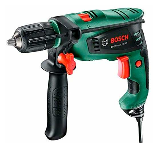 Bosch EasyImpact 550 Taladro Percutor