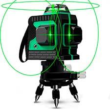 nivel laser autonivelante de precision