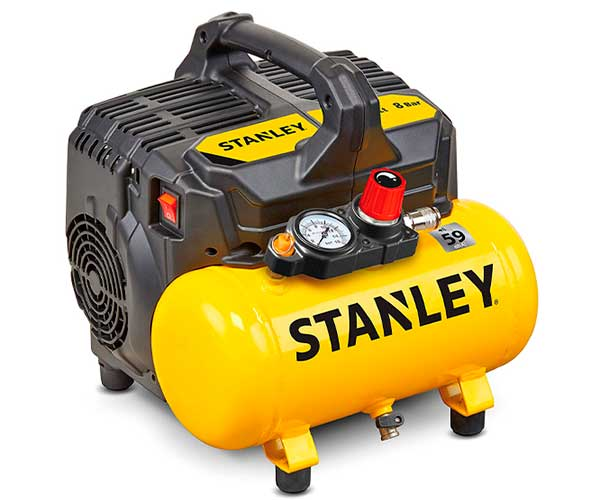 Stanley B2BE104STN703 Compresor de Aire Silencioso