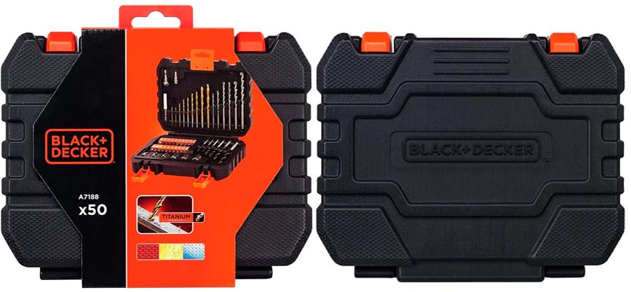 maletin Black and Decker A7188