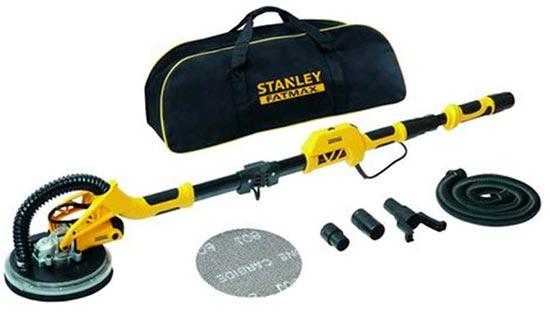 Stanley SFMEE500S-QS Lijadora para Paneles de Yeso