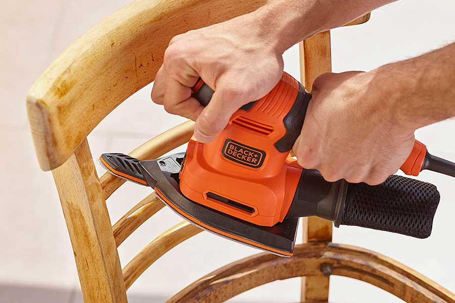 lijar una silla