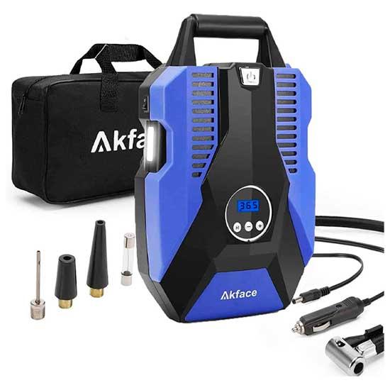Akface Compresor de Aire para Coche Portátil